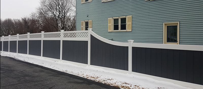 Vinyl Fence Supplies Delaware